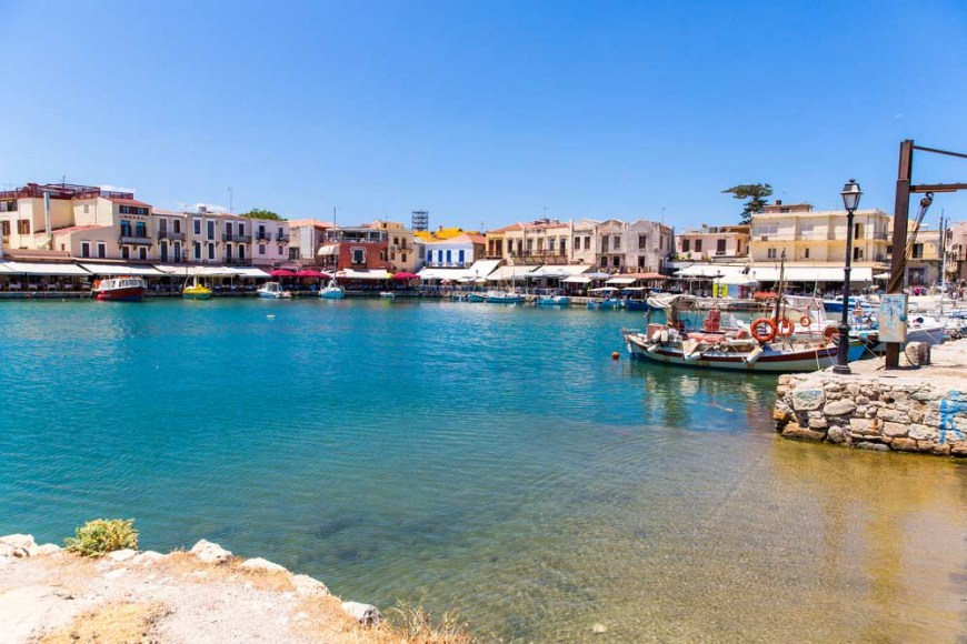 About Rethymno